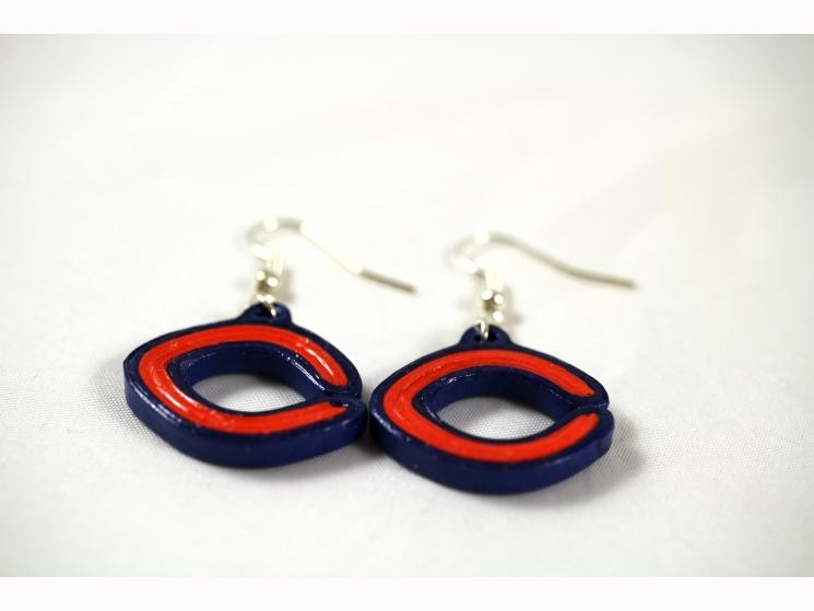 Chicago handmade, handmade earrings, handmade jewelry, Chicago shop