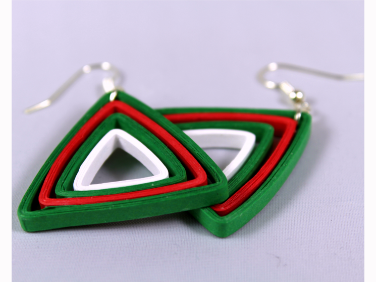 red and green, Christmas colors, Christmas gift for her, gift for her