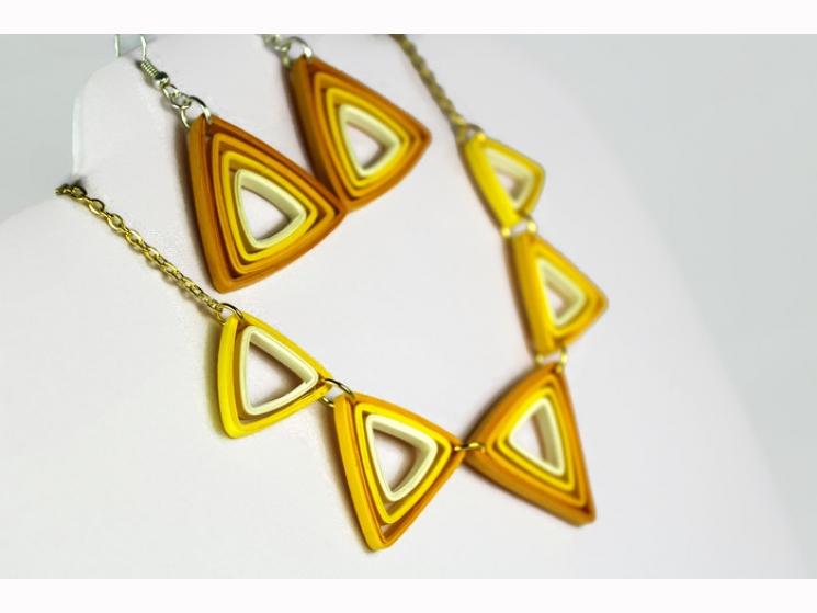 statement jewelry, geometric jewelry, art deco jewelry, modern jewelry