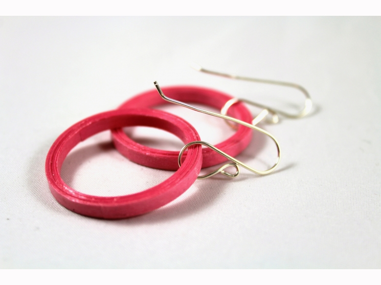 handmade earrings, handmade ear wires, high end ear wires, unique ear wires