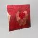 paper quilling heart, paper heart, love sign, love print, love art, romantic art