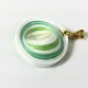 green and white, pastel colors, pastel jewelry, light colors, spring jewelry