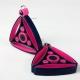 modern earrings, geometric earrings, unique earrings, jewelry for women