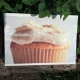 cupcake art, cupcake decoration, birthday party decor, dining room decor