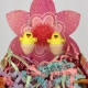 chicken in egg, paper quilled chick, quilling chicken earrings, baby chicks