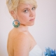 wedding earrings, paper jewelry, eco friendly wedding, wedding fashion