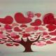 love sign, love print, paper anniversary, cotton anniversary, anniversary gift f