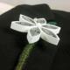 grey boutonniere, grey buttonhole, unique wedding flowers, unique boutonniere