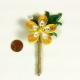 unique buttonhole, unique boutonniere, alternative boutonniere, eco chic flowers
