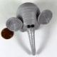 tiny elephant, small elephant, paper elephant, little elephant