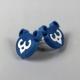 post earrings, bear head earrings, cubs jewelry, cub studs, bear studs