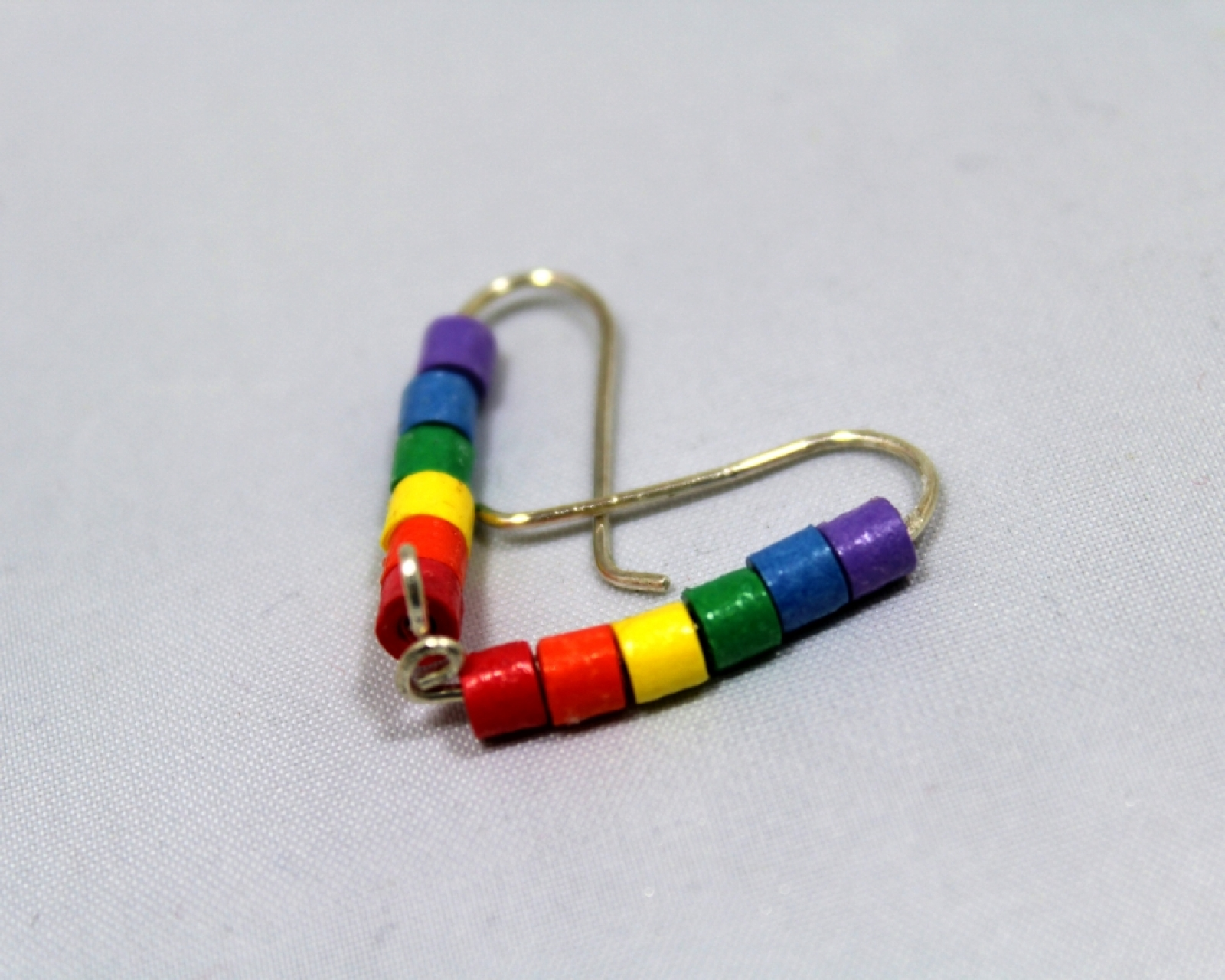 what side is the gay side for earrings