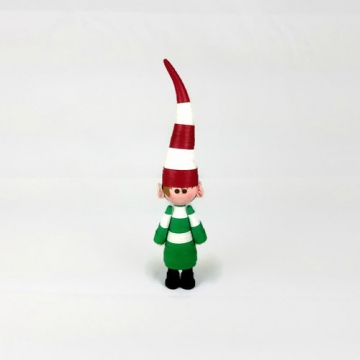 Christmas Elf Ornament Paper Quilling